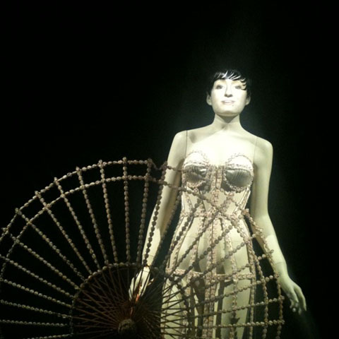Montreal Museum of Fine Arts Jean Paul Gaultier 2011 photo by Amelia Gregory