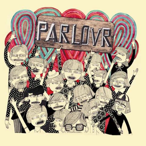 Parlovr album cover art