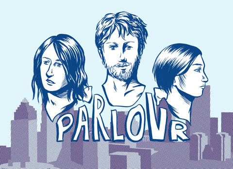 Parlovr by Sally Jane Thompson