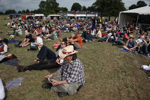 Truck Festival Review 2011 photo by Amelia Gregory