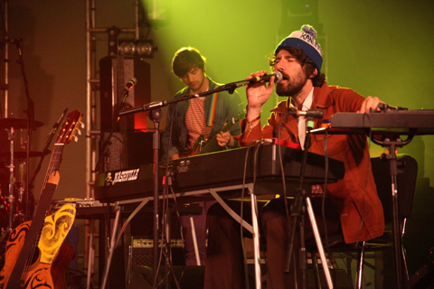 Truck Festival Review 2011 photo by Amelia Gregory gruff rhys