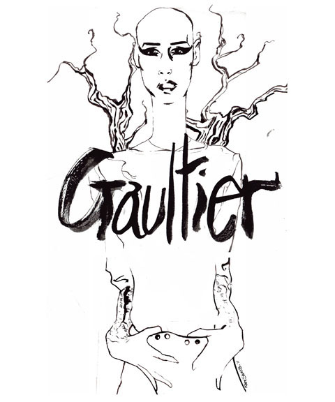 Gaultier by Kate Shields