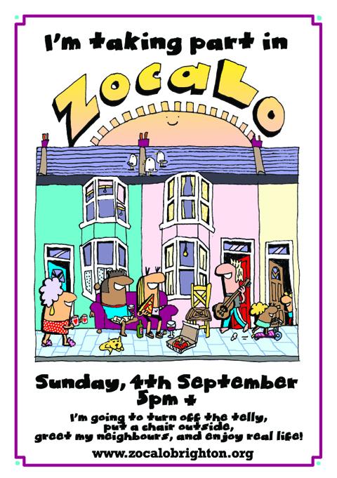 zocalo 2011 Poster