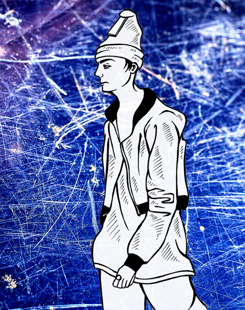 Asger Juel Larsen LFW SS12 menswear by Claire Kearns