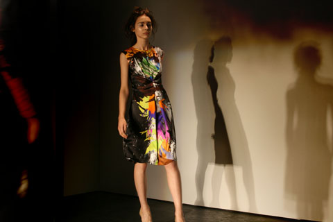 Basso & Brooke SS 2012 London Fashion Week by Akeela Bhattay