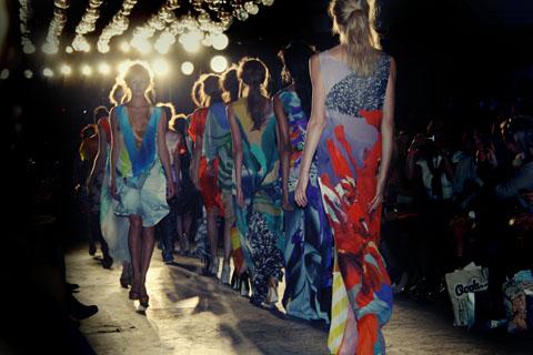 Basso & Brooke SS 2012 London Fashion Week by Akeela Bhattay