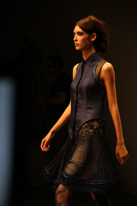 Bora Aksu SS 2011 review-photo by Amelia Gregory