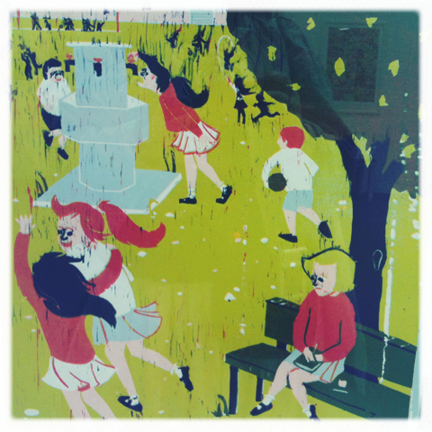 Camberwell illustration MA review 2011-Simone Philippou