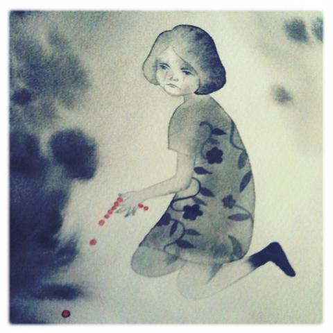 Camberwell illustration MA review 2011-Suya Zhang