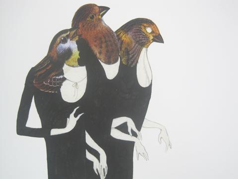 Camberwell illustration MA review 2011-Cruz Martinez Prieto