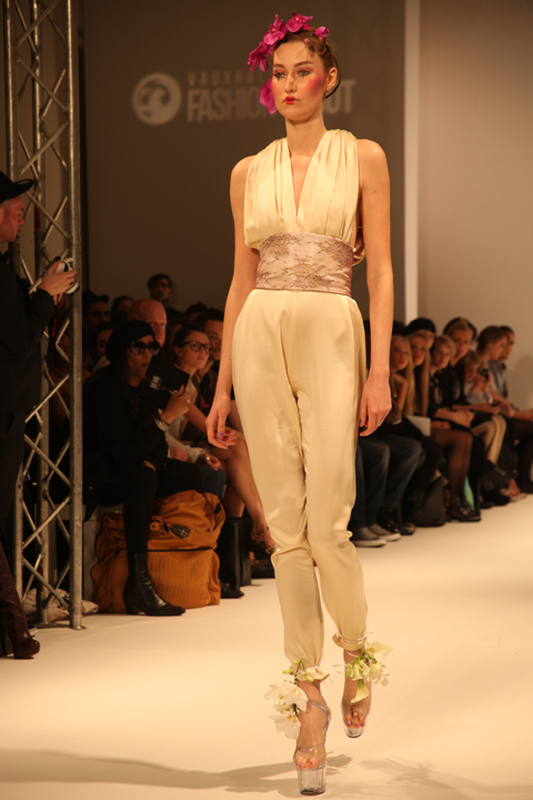 Carlotta Actis Barone SS 2011 review-photo by Amelia Gregory