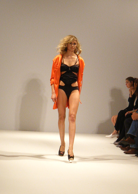 Carlotta Gherzi S/S 2012 swimwear