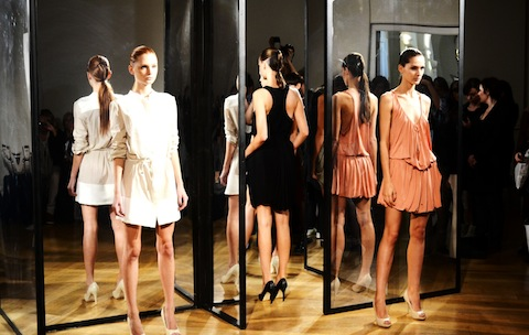 Christian Blanken S/S 2012 by Rosa and Carlotta