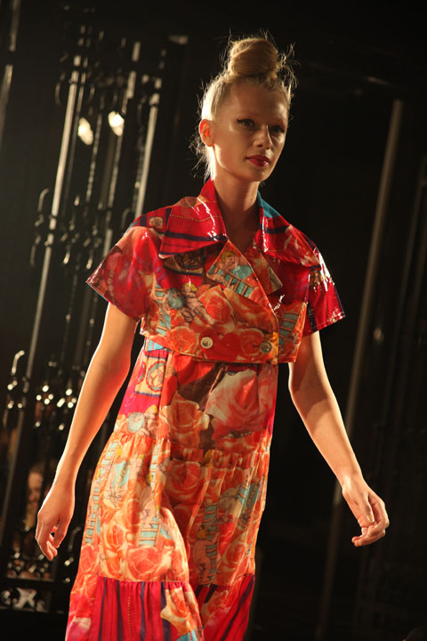 Dans La Vie SS 2012 review-photo by Amelia Gregory