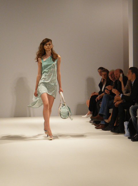 Carlotta Gherzi SS12 first dress