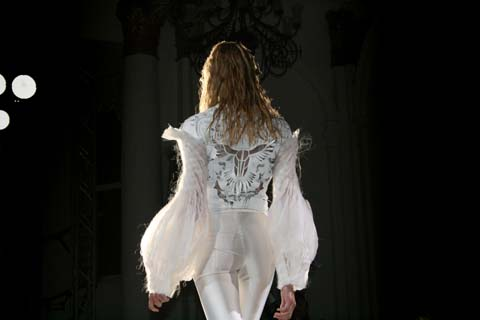 Fyodor Golan Fashion Fringe 2011 Winners London Fashion Week S/S 2012 by Akeela Bhattay 1