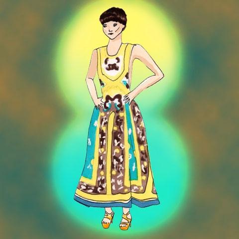 Fashion Shenzhen-Haiping Xie by Phoebe Kirk