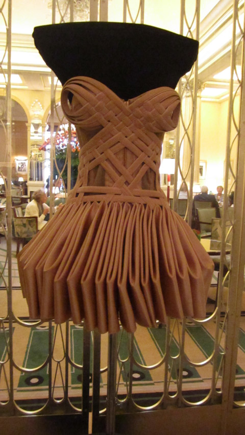 HOUSE OF WORTH Worth Couture Lingerie 'Inside Out Affair' Collection Review
