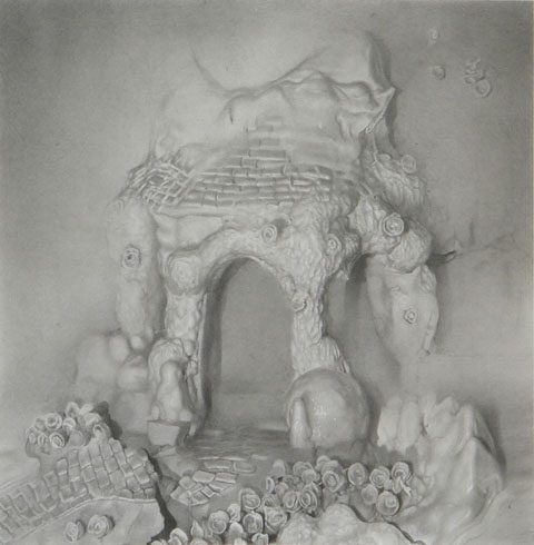 Interior by Adam Bainbridge