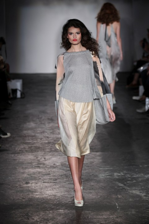 Jena Theo 4 S/S 2012 London Fashion Week