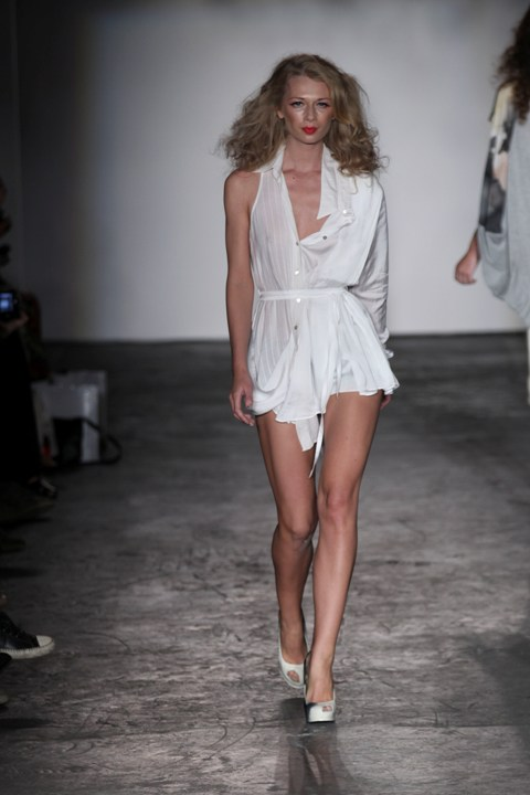 Jena Theo 3 S/S 2012 London Fashion Week