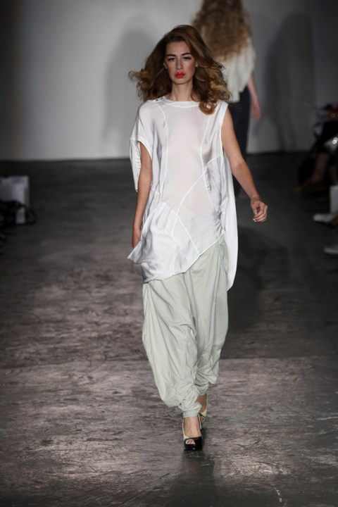 Jena Theo 2 S/S 2012 London Fashion Week