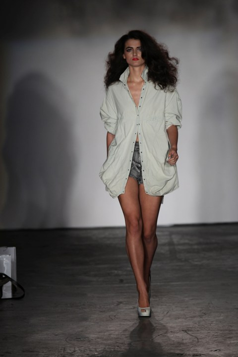 Jena Theo 1 S/S 2012 London Fashion Week