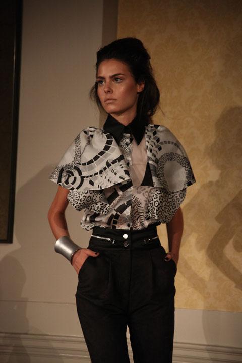Jasper Garvida S/S 2012 by Amelia Gregory
