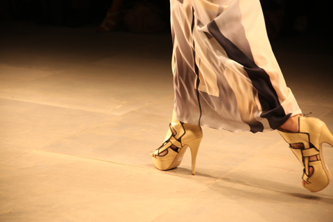 Jean Pierre Braganza S/S 2012 shoes photographed by Amelia Gregory