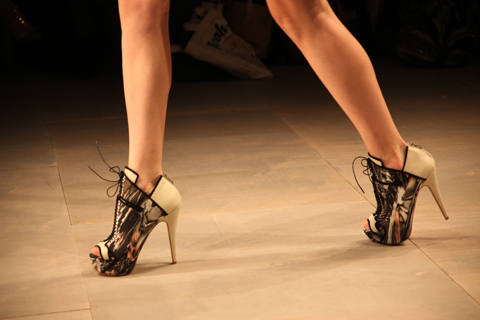 Jean-Pierre Braganza S/S 12 shoes by Amelia Gregory