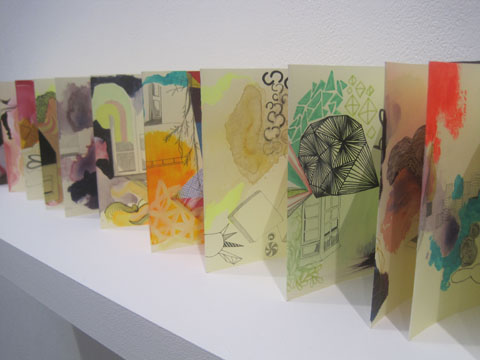Jerwood Drawing Prize review 2011-Lottie Jackson-Eeles