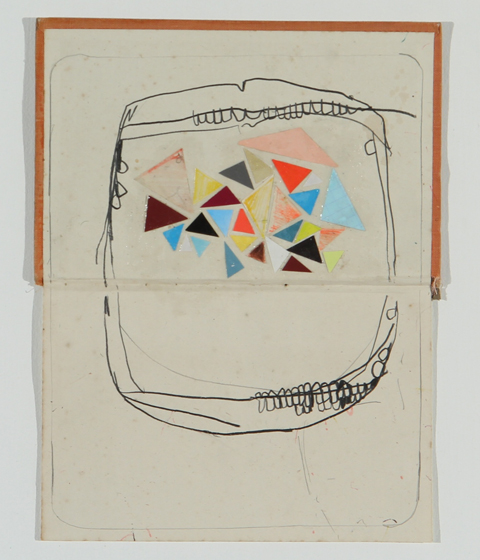 Mouth Full of Triangles by Sally Taylor