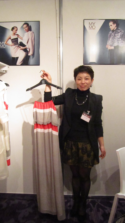 MyMo dress-Shenzhen-Exhibtion