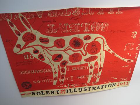 New Blood show review 2011-Southampton Solent University