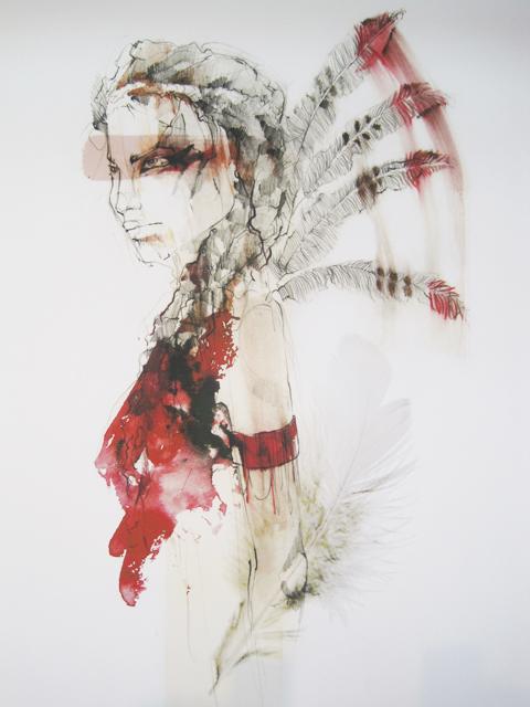 New Blood show review 2011-Natacha Malkin