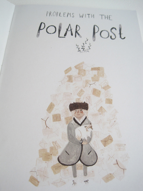 New Blood show review 2011-katie harnett polar post