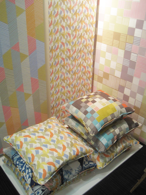 New Designers show review 2011-Imogen Heath Studio