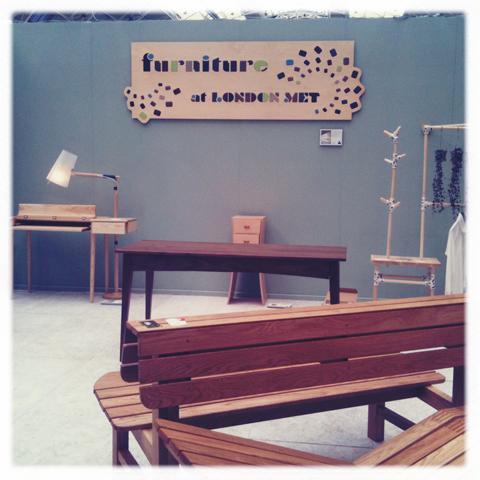 New Designers show review 2011-Minsung Lee