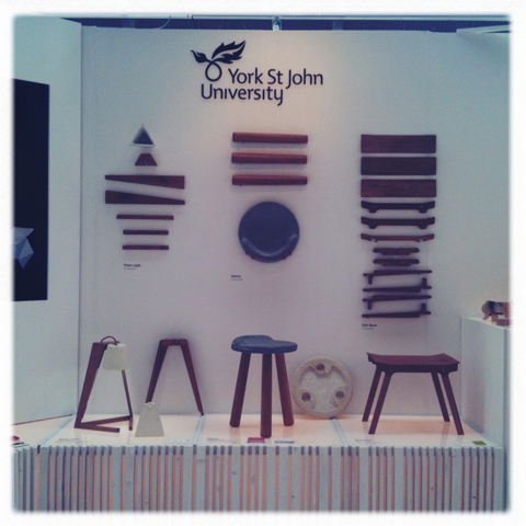 New Designers show review 2011-Jigamals