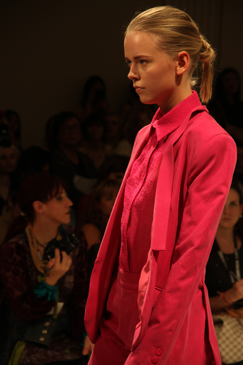 Ones to Watch Malene Oddershede Bach SS 2011 review-photo Amelia Gregory