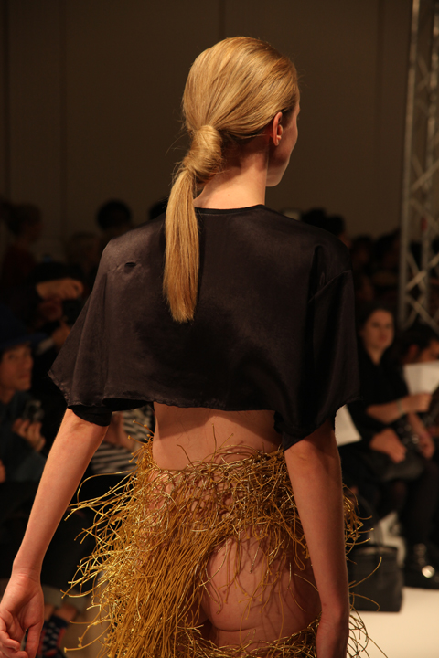 Ones to Watch Shao Yen SS 2011 review-photo Amelia Gregory