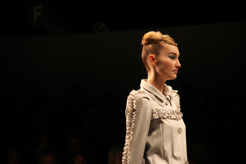 Paul Costelloe SS 2012 review London Fashion Week by Amelia Gregory