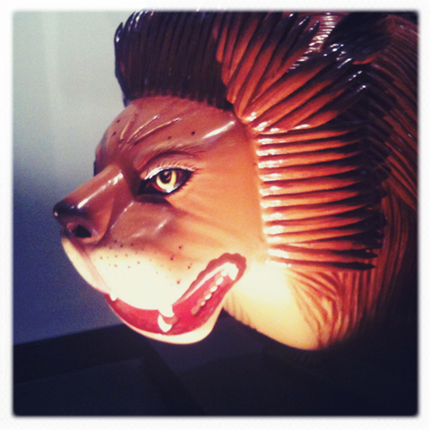 Power of Making V&A 2011-Kane Kwei lion coffin