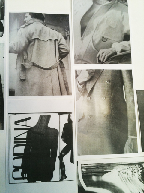 Kirsty Ward SS 2012 inspiration