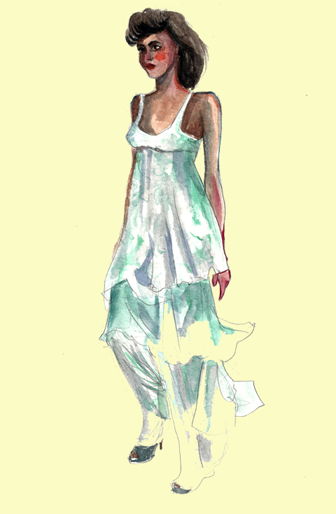 Carlotta Gherzi SS12 by Faye West 2