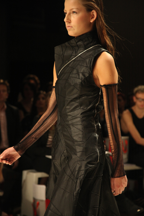 Shinsuke Mitsuoka Blow Presents SS 2012 review-photo by Amelia Gregory