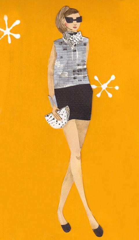Jasper Garvida SS 2012 by Emma Block