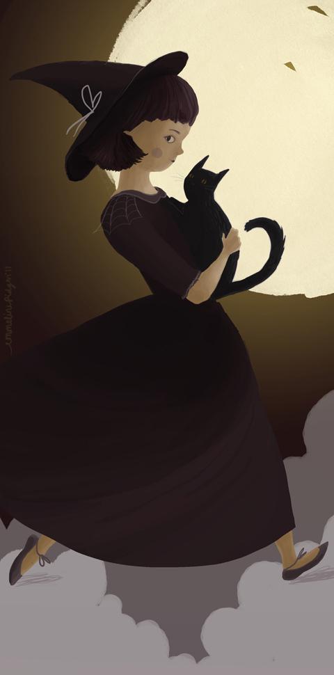 Halloween by Emmeline Pidgen