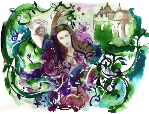 Fairytale Folk by Claire Jones