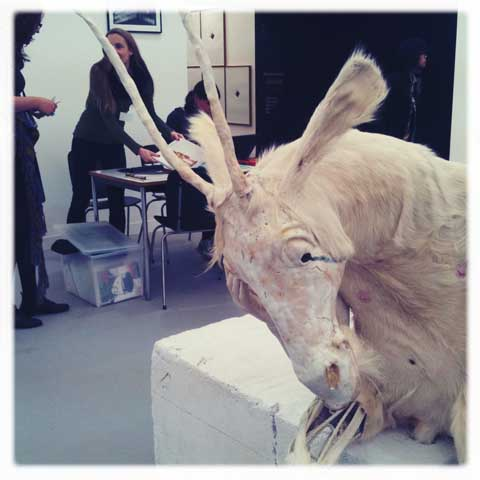 Frieze Art Fair 2011 review-Rodrigo Torres